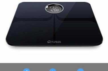 Body fat yunmai premium smart scale details Review
