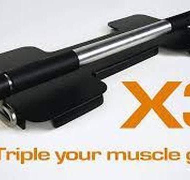 x3 bar