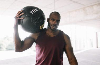 Best Slam Ball Workout for Maximum Muscle Power