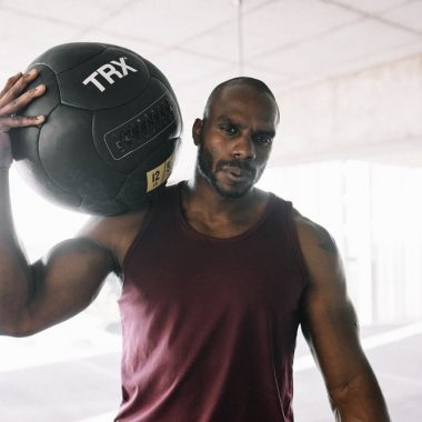 Best Slam Ball Workout for Maximum Muscle Power