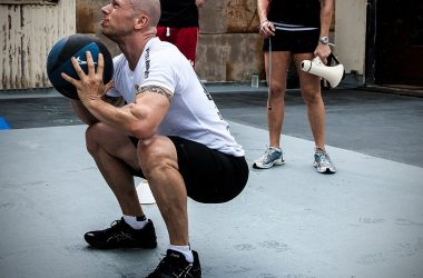 How to Do Wall Balls