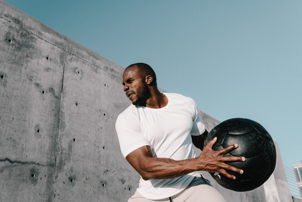 Slam Ball Workout