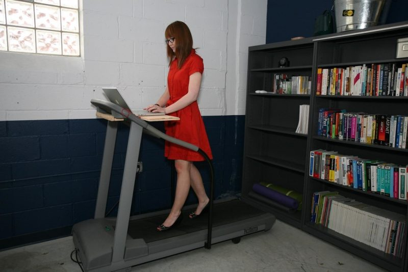 Your First Standing Desk Treadmill